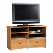 Sauder Beginnings TV Stand - Highland Oak at Kmart.com