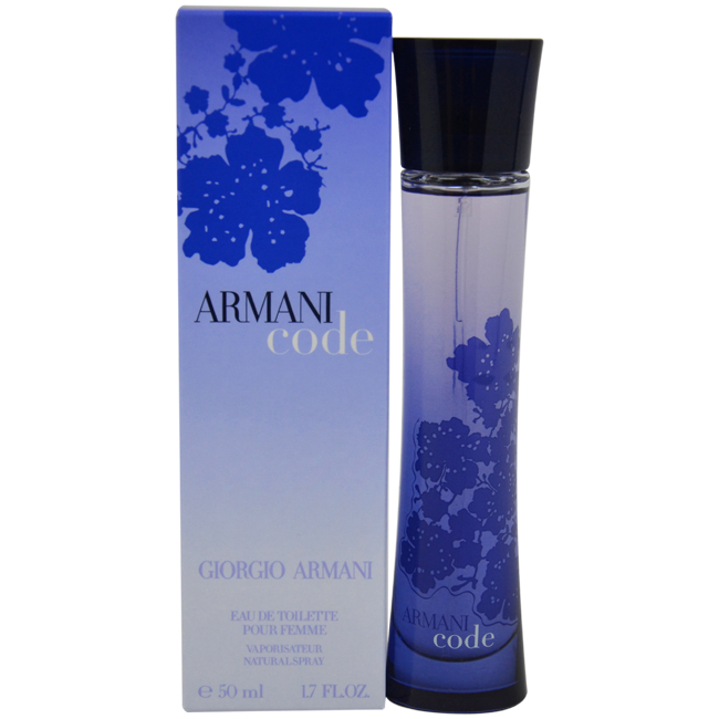 Armani Code by Giorgio Armani for Women - 1.7 oz EDT Spray