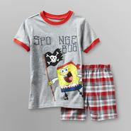 Nickelodeon SpongeBob SquarePants Boy's T-Shirt & Shorts at Kmart.com