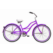 Micargi Purple Jetta Beach Cruiser Female at Sears.com