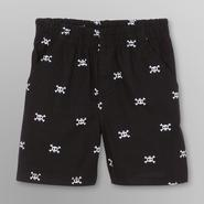 WonderKids Infant & Toddler Boy's Shorts - Skulls at Kmart.com