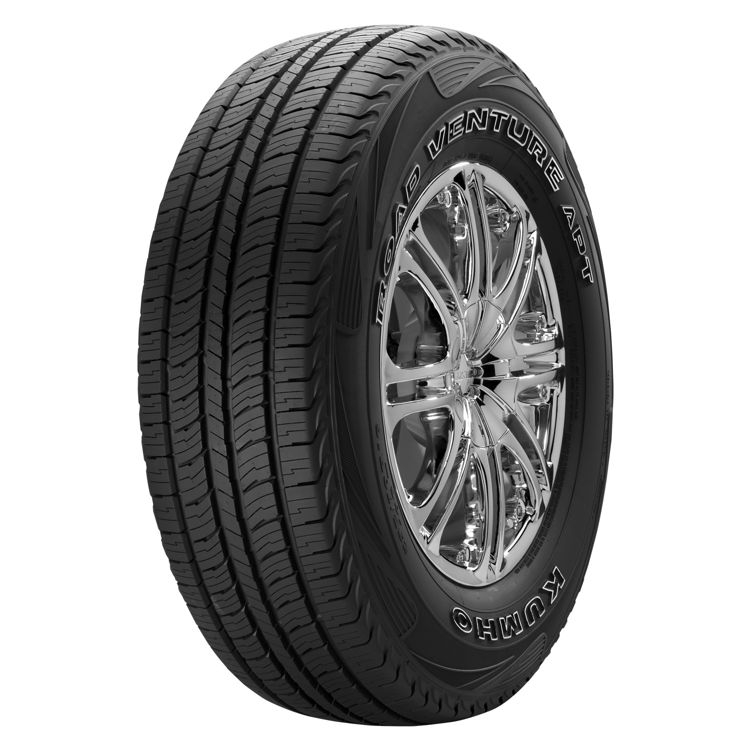 Road Venture APT KL51 - LT225/75R16 110/107S OWL - All Season Tire