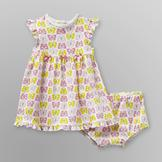 Welcome to the World Infant Girl's Dress & Leggings - Butterfly at mygofer.com