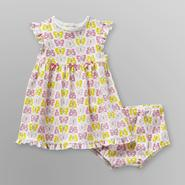 Welcome to the World Infant Girl's Dress & Leggings - Butterfly at Kmart.com