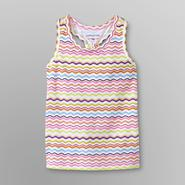 WonderKids Infant & Toddler Girl's Tank Top - Wavy Stripes at Kmart.com