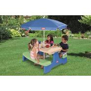 Little Tikes Easy Store Picnic Table with Umbrella at Kmart.com