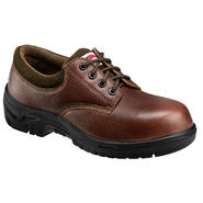 Avenger Safety Footwear Men's Composite Toe Electrical Hazard Oxford Brown at Sears.com