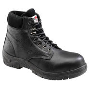Avenger Safety Footwear Men's Steel Toe Electrical Hazard Boot Black at Sears.com