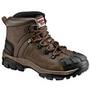 Avenger Safety Footwear Men's Composite Toe Electrical Hazard Insulated Waterproof Boot Brown at Sears.com