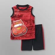 Disney Baby Cars Infant & Toddler Boy's Tank Top & Shorts at Kmart.com