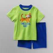 Small Wonders Infant Boy's T-Shirt & Shorts - Tiger at Kmart.com