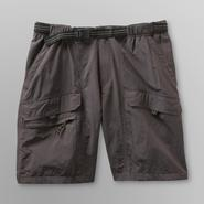 Basic Editions Men's Packable Cargo Shorts at Kmart.com