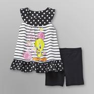 Warner Brothers Tweety Bird Infant Girl's Dress & Shorts at Kmart.com