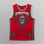 Sinister Young Men's Muscle Shirt - Stone Cross at Kmart.com