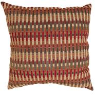 Essential Home Connell Pillow - Red/Tan at Sears.com