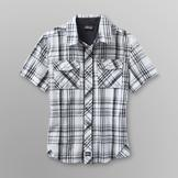Genuine Dickies Boy's Plaid Shirt - Media Port at mygofer.com