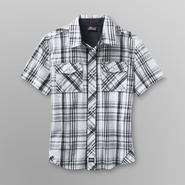 Genuine Dickies Boy's Plaid Shirt - Media Port at Kmart.com