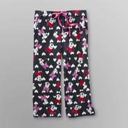 Disney Minnie Mouse Women's Pajama Pants - Capri at Kmart.com