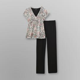 Jaclyn Smith Women's Pajamas - Leopard Print at Kmart.com