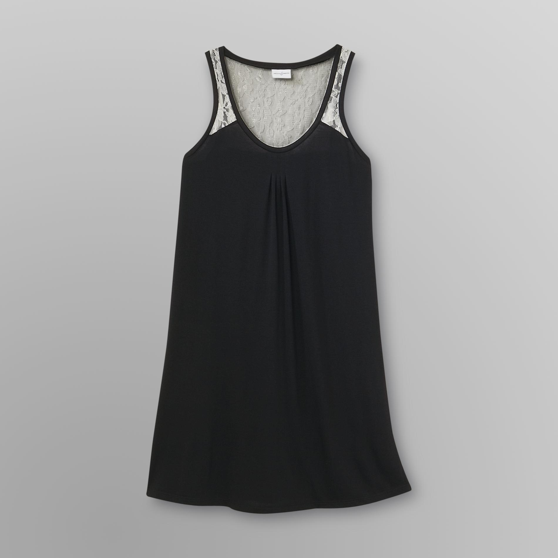 Jaclyn Smith Women's Lace Chemise at Kmart.com