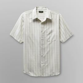 David Taylor Men's Short-Sleeve Shirt - Plaid Microfiber at Kmart.com