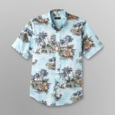 David Taylor Men's Tropical Shirt at mygofer.com