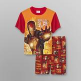 Marvel Iron Man 3 Boy's Pajamas at mygofer.com