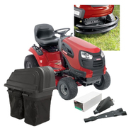 Craftsman� 42'' 21hp Tractor With Bagger,Mulch Kit and Bumper Bundle at Sears.com