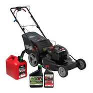 "Craftsman 190cc 22"" Rear Drive Self-Propelled Lawn Mower with Oil, Fuel & Gas Can Bundle at Sears.com"