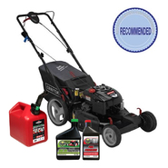 "Craftsman 190cc 22"" Self-Propelled Lawn Mower with Oil, Fuel & Gas Can Bundle at Sears.com"