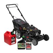 "Craftsman 160cc 22"" Front Drive Self-Propelled Mower with Oil, Fuel & Gas Can Bundle at Sears.com"