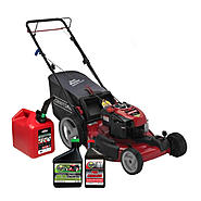 "Craftsman 190cc 22"" Front Drive Self-Propelled Lawn Mower with Oil, Fuel & Gas Can Bundle at Sears.com"