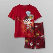 Joe Boxer Boy's T-Shirt & Boxer Shorts - Rock Show at Kmart.com