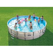 Pro-Series 22ft x 52in Frame Pool Set at Sears.com