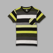 SK2 Boy's Short Sleeve Striped Fashion Tee at Kmart.com