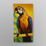 Essential Home Wildlife Beach Towel - Parrot at Kmart.com