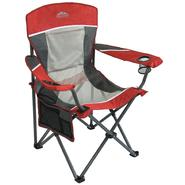 Northwest Territory Big Boy XL Mesh Chair - Red at Kmart.com
