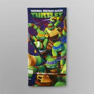 Teenage Mutant Ninja Turtles Beach Towel at Kmart.com