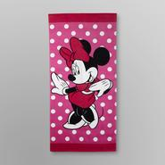 Disney Minnie Mouse Beach Towel at Kmart.com