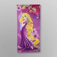 Disney Tangled Beach Towel - Rapunzel at Kmart.com