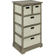 Altra Storage Unit with 5 Baskets at Kmart.com