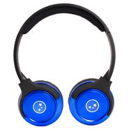 Able Planet Musicians' Choice SH180BLM Stereo Headphones Blue w/InWire Volume Wheel and Protective Pouch at Kmart.com