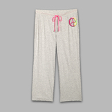 Joe Boxer Women's Knit Pants - Peace Symbol at mygofer.com