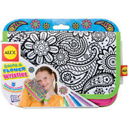 Alex Toys Color A Wristlet Kit Flower at Kmart.com