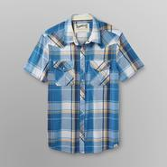 Roebuck & Co. Young Men's Western Shirt - Plaid at Sears.com