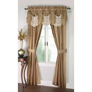 Cannon 5-Piece Curtain Panels, Valance & Tiebacks - Bellany at Sears.com