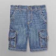 Route 66 Infant & Toddler Boy's Denim Cargo Shorts at Kmart.com