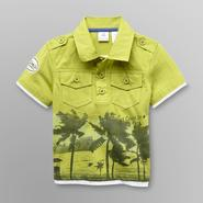 Route 66 Infant & Toddler Boy's Polo Shirt - The Surf at Kmart.com