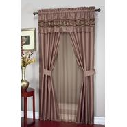 Cannon 6-Piece Curtain Set - Scroll at Kmart.com