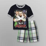 WWE Superstars Boy's T-Shirt & Shorts at Kmart.com
